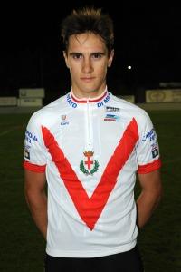 Giacomo Garavaglia Campione Provinciale Pista Juniores