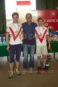 Da sinistra Marco Braggion e Andrea Piccolo